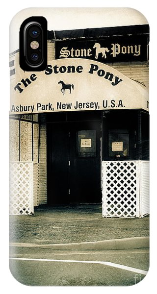 Tint iPhone Case - Stone Pony by Colleen Kammerer