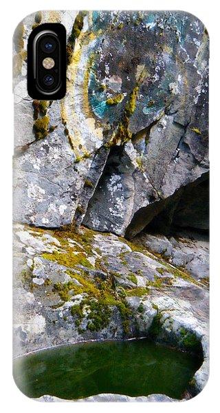 Stone Pool IPhone Case