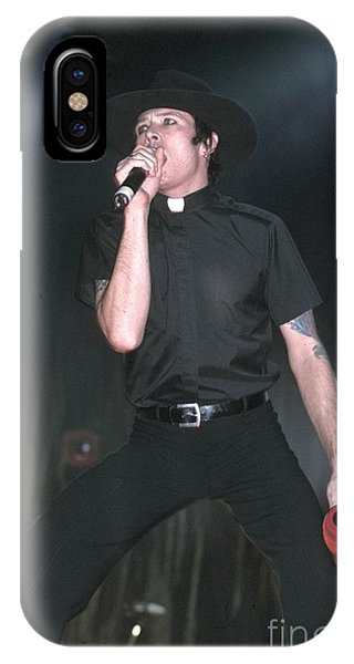 Stone Temple Pilots IPhone Case
