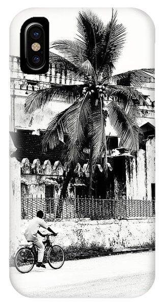 Tanzania Stone Town Unguja Historic Architecture - Africa Snap Shots Photo Art IPhone Case
