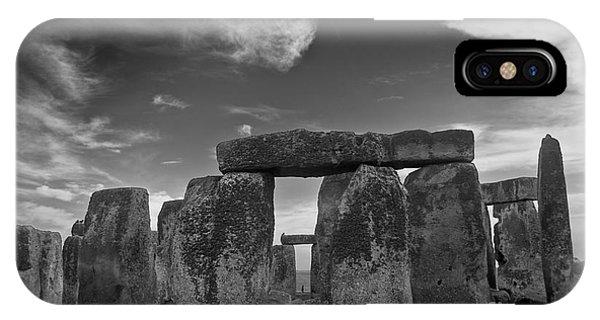 Stonehenge Historic Monument IPhone Case