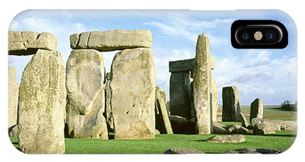 Stonehenge, Wiltshire, England, United IPhone Case