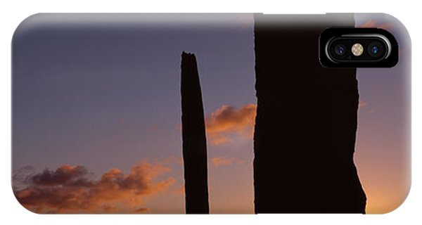 Stones Of Stenness, Orkney Islands IPhone Case