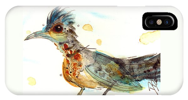 Stop And Smell What? IPhone Case