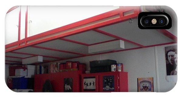 Storage Loft In Studio IPhone Case