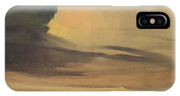 Storm Clouds And Sunset  1940 IPhone Case