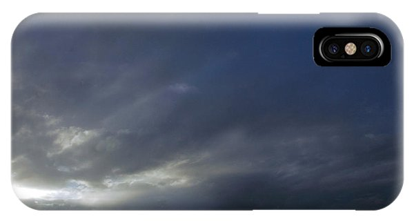701p Storm Clouds IPhone Case