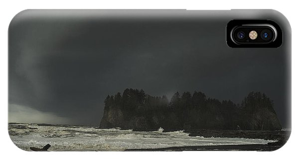 Storm Is Coming North West Wa IPhone Case