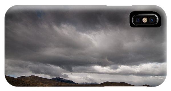 Storm Light IPhone Case