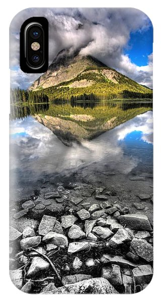 Storm Mountain II IPhone Case