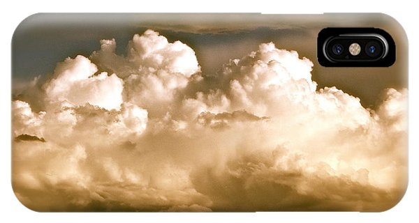 Storm Over Truchas IPhone Case