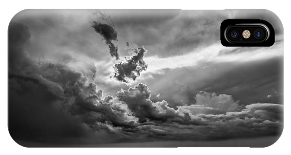 Storm Brewing IPhone Case
