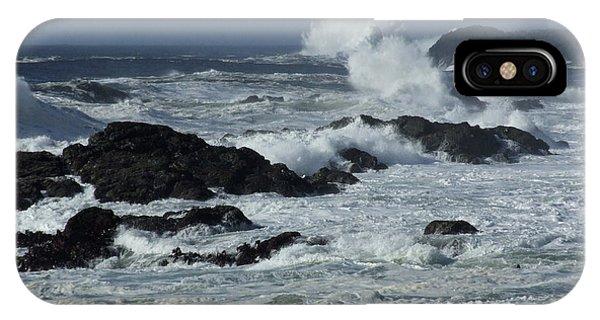 Storm Surf IPhone Case