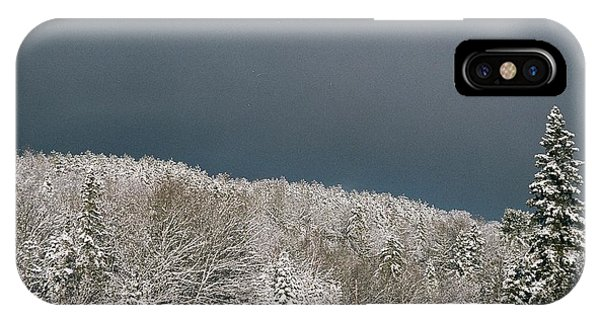 Storm's A'brewin' IPhone Case