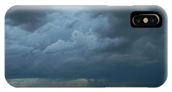 Storm's A'coming IPhone Case