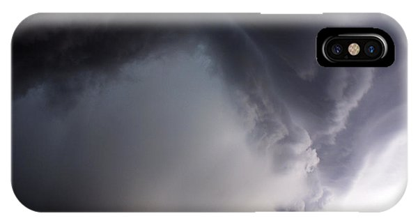Storms Fury Award Winner IPhone Case