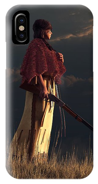 Stormwatcher IPhone Case