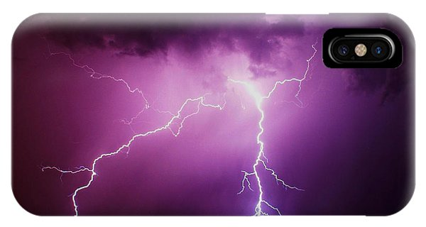 Stormy Night IPhone Case