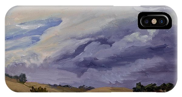Stormy Skies IPhone Case