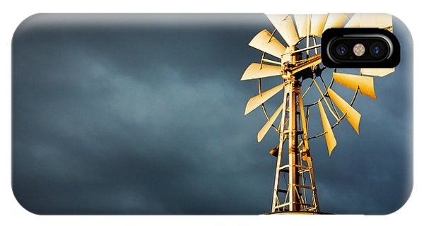 Stormy Skies IPhone Case