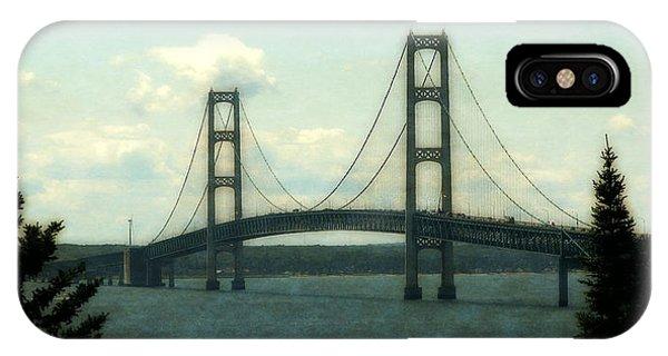 Straits Of Mackinac IPhone Case