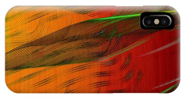 Strands Of Kryptonite IPhone Case