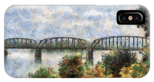 Strang Bridge IPhone Case