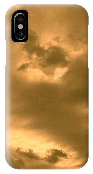 Strange Atmosphere IPhone Case