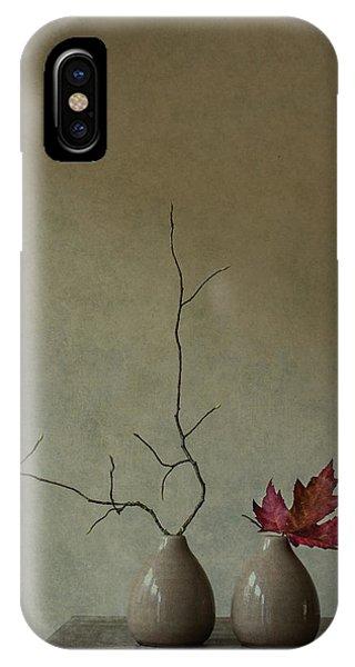 Leaf iPhone Case - Strange Companions by Galina Bunkova