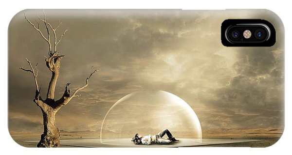 strange Dreams IPhone Case