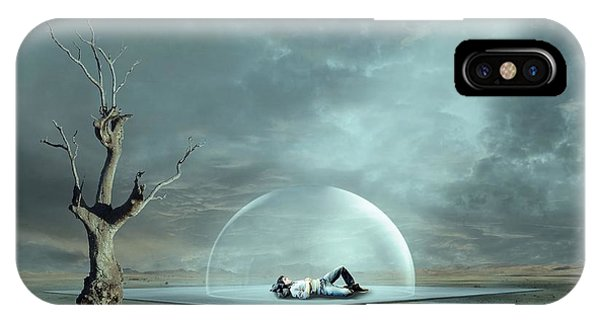 Strange Dreams II IPhone Case