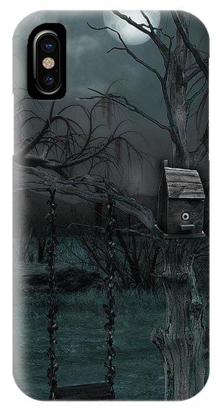 Strange Eyedea IPhone Case