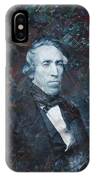 History iPhone Case - Strange Fellow 1 by James W Johnson