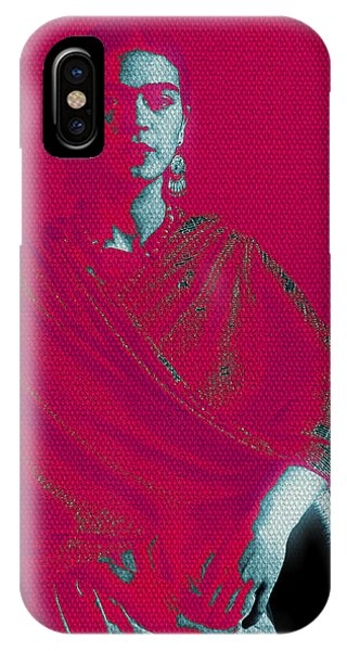 Strange Frida IPhone Case