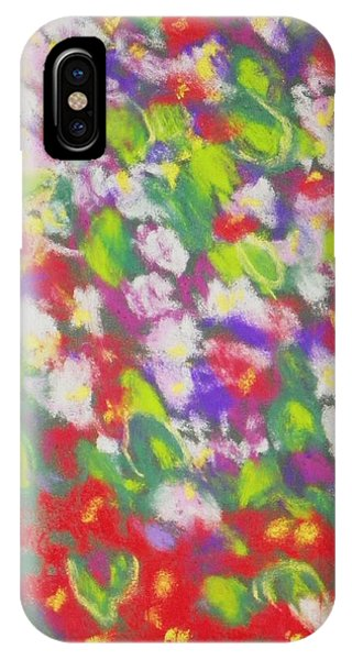Strawberry Begonias II IPhone Case