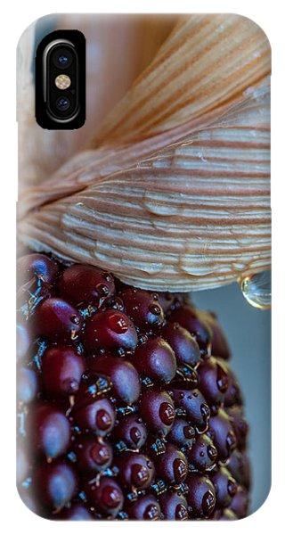 Strawberry Corn IPhone Case