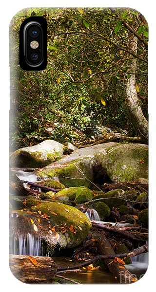 Stream At Roaring Fork IPhone Case