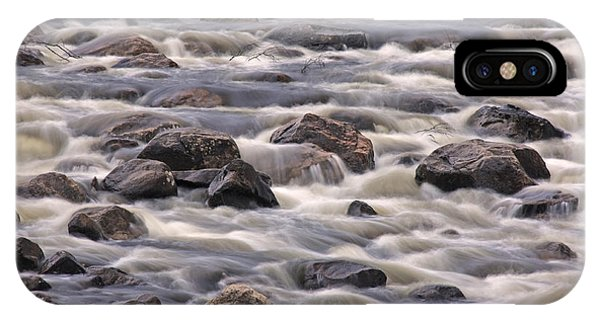 Streaming Rocks IPhone Case