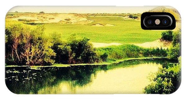Sports iPhone Case - Streamsong #golf #iphone5 #instagram by Scott Pellegrin