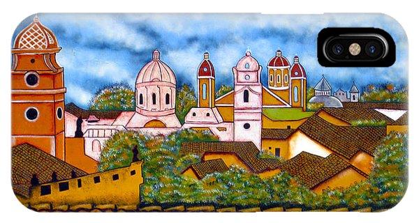 Street Art Granada Nicaragua 3 IPhone Case
