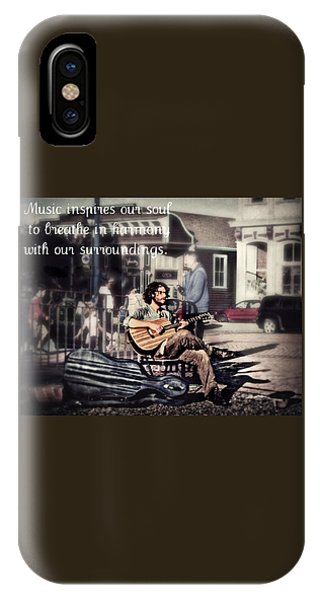 Street Beats Inspiration IPhone Case