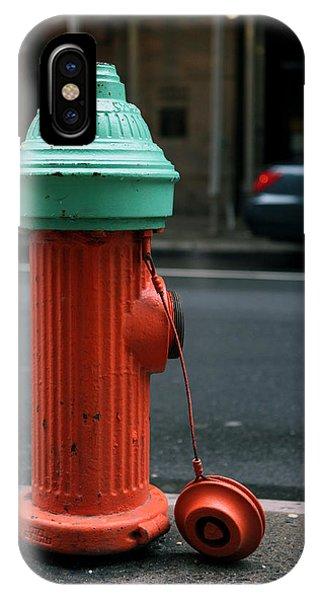Street Hydrant IPhone Case