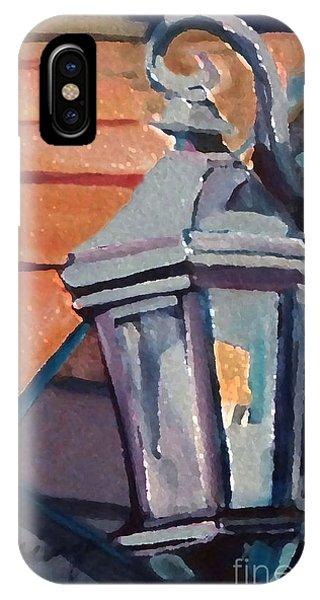 Street Lantern IPhone Case
