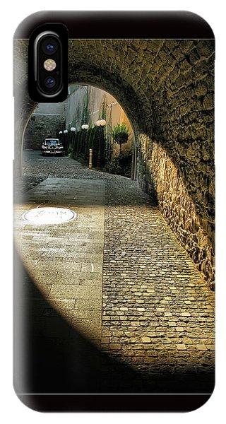 Street Photography - Romania IPhone Case