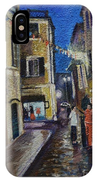 Street View Provence 2 IPhone Case