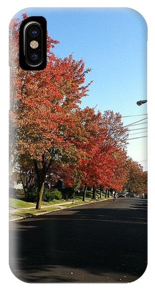 Street View Staten Island IPhone Case