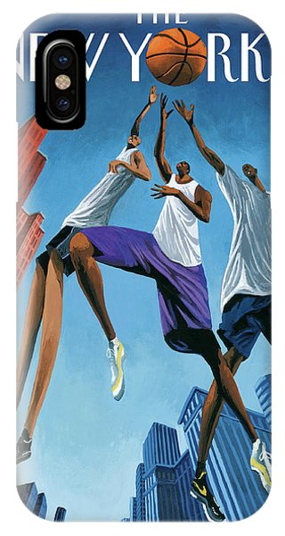 Streetball IPhone Case