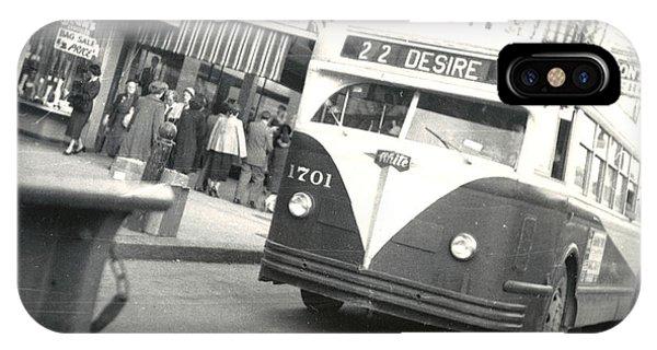 Streetcar Named Desire IPhone Case