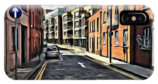Streets Of Ireland IPhone Case