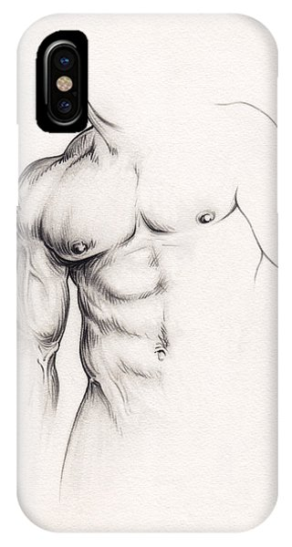 Strength Phone Case by Rudy Nagel